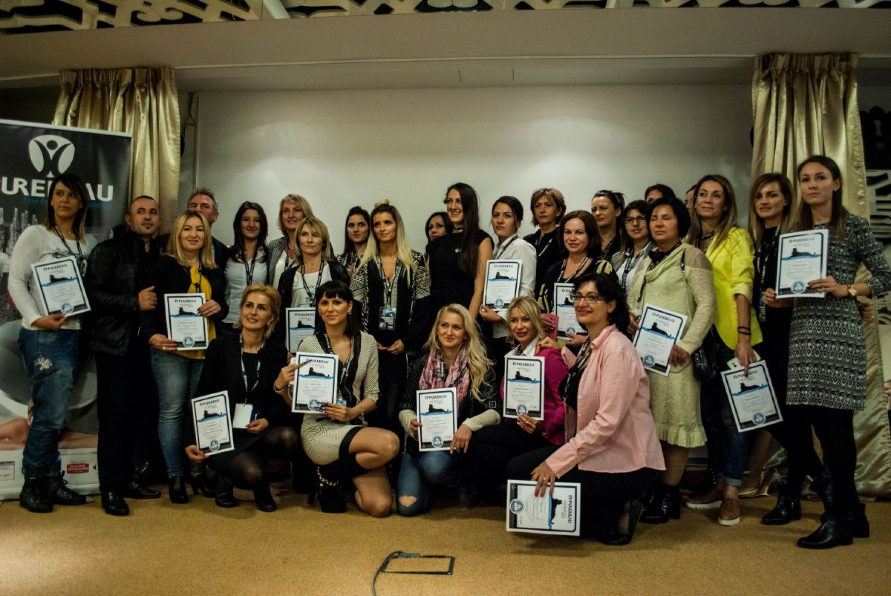 Učesnici Purebeau workshop-a